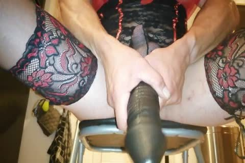 cute XXL sextoy Play