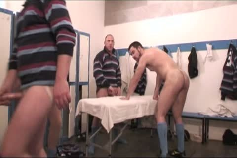 greater amount lustful Rugby Players (full clip)