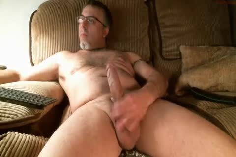 wanking, Showing A Bit Of All