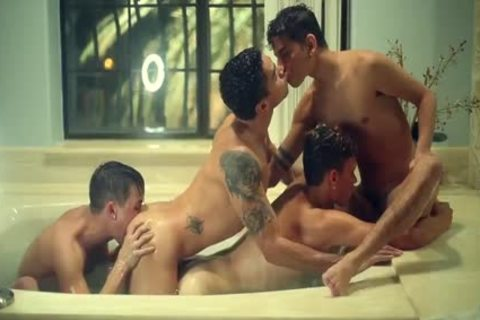 Andy Taylor, Aiden Garcia, Ashton Summers & Hayden Lee