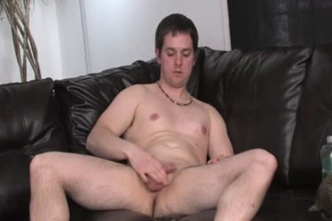 horny Daddy Jerks Off On web camera