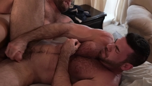 IconMale: Ramming hard with Colby Jansen and Billy Santoro