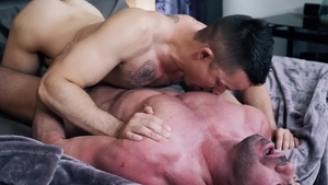 IconMale - Latin Nic Sahara desires ramming hard in HD