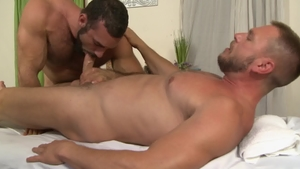 Icon Male: Hans Berlin showing nice big dick