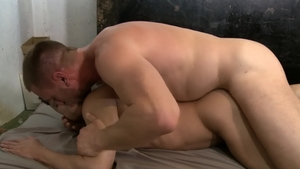 IconMale - Hard slamming with gay Jessie Lee