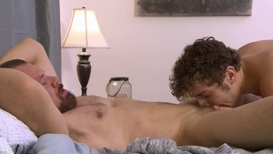 IconMale.com: Mature Calvin Banks wants plowing hard in HD