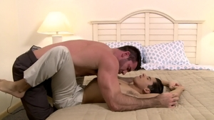Icon Male - Hairy Armond Rizzo blowjob cum