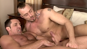 Icon Male - Nick Capra among Jessie Colter ass fuck in HD
