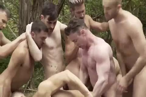 unprotected orgy Outdoor