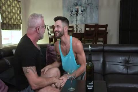 When you Have The Greatest old man (Lance Charger) you Feel Free To Share Bits Of Your homosexual Experience With Him (Casey Everett) - SayUncle