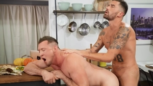 Drill My Hole: Very sexy Dante Colle together with Archie