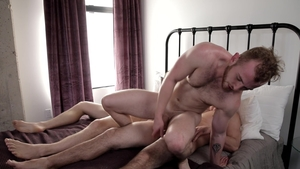 Next Door Originals - Mark Long threesome at the audition