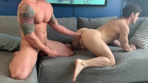 Next Door Homemade: Gay Devin Franco show huge dick