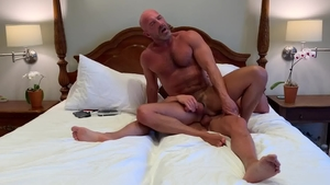 Extra Big Dicks - Ace Banner fucks gay Tyler Saint