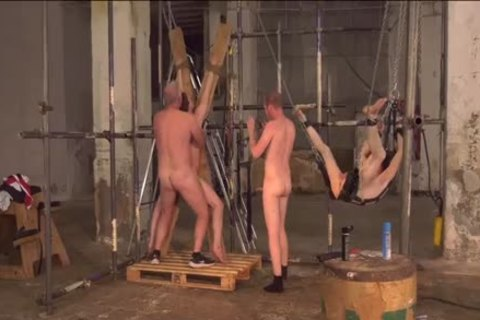 submissive twinks Tormented And banged In rough raw Foursome