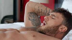 GodsOfMen: American William Seed is pierced young twink