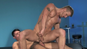 RagingStallion.com: Thick Jeremy Stevens and Jimmy Durano