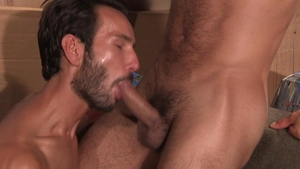Raging Stallion - Big dick Adam Ramzi rimming