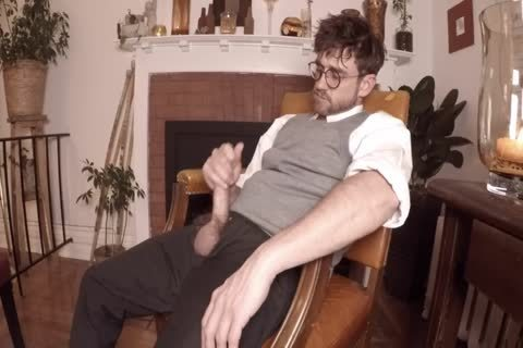 Harry Potter Pulls Out His large shlong After Magic Lessons