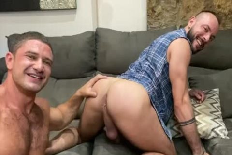 Dato Foland & Sir Peter, dirty bare